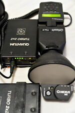Quantum TTL flash kit (Canon/Nikon TTL)