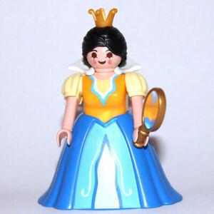 Playmobil S4 Princesse reine blanche neige
