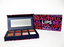 Avon True Color Beautiful Lips Palette Eight (8) Shades Mirror Case! Gift Box!