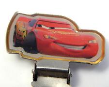 PIXAR Disney Cars Mitten Keepers Lightning McQueen NASCAR Mater Race Car Clips