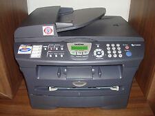 Brother Multifunktionsgerät MFC-7820N Laserdrucker Fax Kopierer Farbscanner