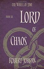 Lord of Chaos: Livre 6 of the Wheel of Time par Robert Jordan (livre de poche)