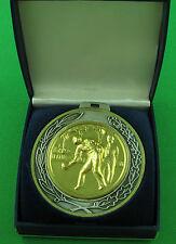 Medal Bowling bawls petanque boule la merlin souvenir 512 doublettes 2 3/4 inche