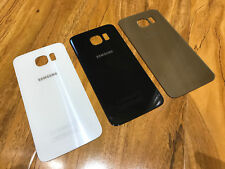 NEW - Samsung Galaxy S6/S6 Edge/S6 Edge+ PLUS Back Rear Door Glass Battery Cover