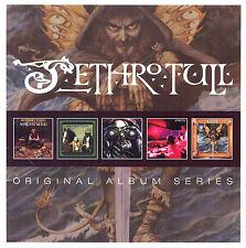 Jethro Tull ORIGINAL ALBUM SERIES Box Set SONGS FROM THE WOOD New Sealed 5 CD