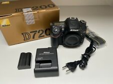 Nikon D7200 Body Gehäuse - 29700 Auslösungen