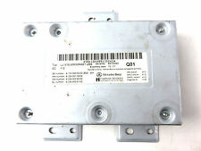 2013-2014 MERCEDES BENZ C CL E ML  S GLK COMMUNICATION COMPUTER MODULE MU00023 D