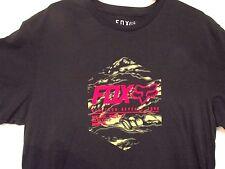 Fox Racing Mens Fox  Logo Short Sleeve Tee Motocross T-Shirt MX Apparel XL