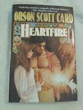 Heartfire: Tales of Alvin Maker #5 Orson Scott Card 1st Ed/1st Print 1998 HCDJ