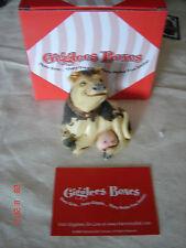 Harmony Kingdom - Harmony Ball - Giggles Boxes - Cowabunga Special Price!