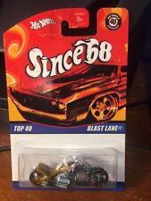 2007 Hot Wheels Since '68 Top 40 Blast Lane #35 Gold