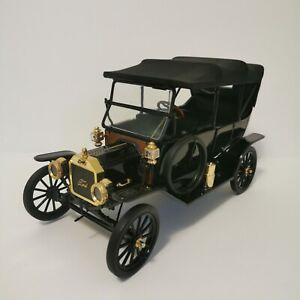 Franklin Mint 1913 Ford Model T 1:16 Scale Precision Die Cast Original Packaging