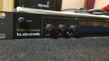 M-ONE Dual Effects Processor t.c. electronic with Manual.