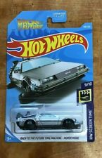 Hot Wheels Back To The Future Time Machine Hover Mode HW Screen Time 9/10