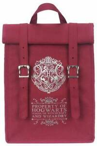 Harry Potter Burgundy Roll Top Bag Brand New With Tags FREE SHIPPING