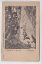 AK Johnsbach, Emes Ruhe Wasserfallweg, Gesäuse, 1900