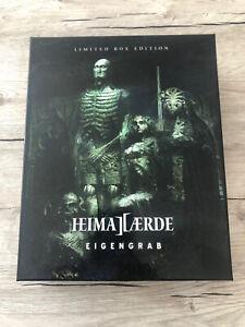 Heimataerde-Eigengrab Limited Box Set 174 von 500