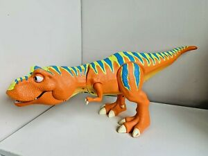 Dinosaur Train Large Interactive Talking Boris T-Rex Figure With Sounds Tomy Toy