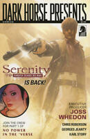 Serenity No Power in the Verse 1 Adam Hughes Variant Firefly Joss Whedon NM