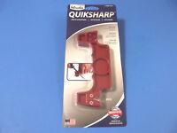 INTRUDER QuikSharp 14168 carbide & ceramic knife sharpener made USA HPX2, AC73