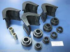 C Bushing Radius Strut Arm Set Kit Ford 4WD Bronco F100 F150 66-79 2-4 Lift47105