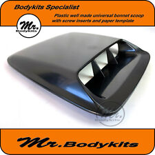 Mr. Universal ABS Plastic Bonnet Scoop-Toyota Prado/Hilux Surf/Rav 4/4-Runner