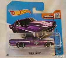 1971 Chevrolet El Camino 1:64 Scale Model from HW City by Hot Wheels