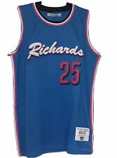 Headgear Dwayne Wade Basketball Jersey Richards Alternate Miami Heat Vice XL