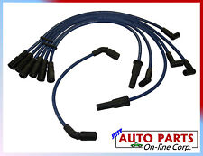 NEW SPARK PLUG WIRE SET GMC SAFARI  SAVANA 1500 SONOMA ISUZU HOMBRE MADE IN USA