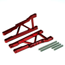Traxxas Slash 4X4 1:10 Alloy Front Lower Arm, Red by Atomik - Replaces TRX 3655X