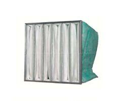 20 Stk Taschenfilter 592x490x200 F5 6 Einzeltaschen Filter Lüftungsfilter