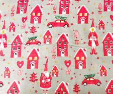Yarda 1 145cm geométrica de tela de algodón suave material de ropa para niños Seersucker