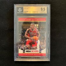2012-13 NBA Hoops Jimmy Butler Rookie RC GEM MINT BGS 9.5 with 2x10 sub grades