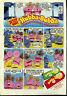 Hubba Bubba -- Yipie HH Blasenduell -- Riesenblasen -- Werbung von 1979 --