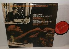 SB 6830 Shostakovich Symphony No.13 Babi Yar Philadelphia Orchestra Ormandy