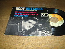EDDY MITCHELL EP FRANCE MA MAITRESSE D'ECOLE 2
