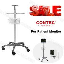 Trolley / go-Cart / stand / Staffa per CONTEC monitor paziente / Vital Sign Moni