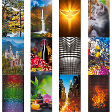 FAR Infrared Heating Panel Heater 430W Decorative Flexible Picture 12 Designs UK