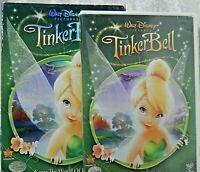Walt Disney Tinker Bell 2008 78 Minutes The World of Fairies