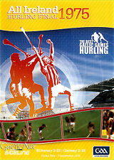 1975 GAA All Ireland Hurling Final:  Kilkenny v Galway  DVD