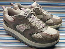 Womens Skechers Shape Ups Walking Toning Sneakers Size 10