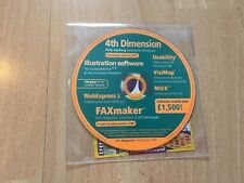PC Magazine septiembre 1998 CD ROM demostraciones shareware software Vintage 4th dimensión