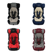Various Parker Child Baby Car Seat Age 4-12 Safety Booster Seat Group 1/2/3