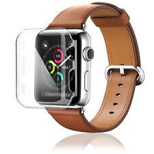 Apple Watch Series 3 (38 mm) TPU Schutzhülle Schutz Cover Case Bumper Schale