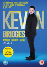 KEVIN BRIDGES LIVE: A WHOLE DIFFERENT STORY DVD 2015 REGION 2 BRAND NEW & SEALED