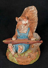Tom Clark Tim Wolfe Jimmy Squirrel Figurine #9069 Cairn Retired 1991