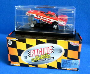 Whit Bazemore 1997 Winston  Mustang Funny Car 1:64 Action NHRA