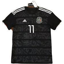 2019 Mexico Home Jersey #11 Carlos Vela Medium Gold Cup Football Soccer NEW