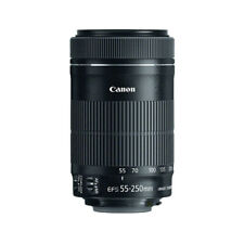 Canon Ef-s 55-250mm F4-5.6 Is Stm Lente Para Canon Slr Cameras