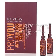 REVLON PROYOU ANTI-HAIR LOSS TRATTAMENTO PROFESSIONALE FIALE ANTICADUTA 12X6ML